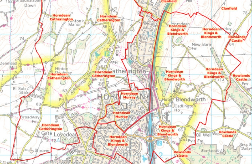 Boundary Review East Hants