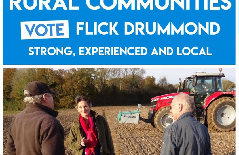 Flick Drummond - Rural Communities