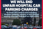 Ending unfair hospital parking charges