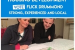 Flick will fight against unsuitable housing development