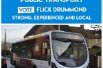 Campaigning for better public transport