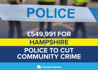 Police - Cutting Community Crime